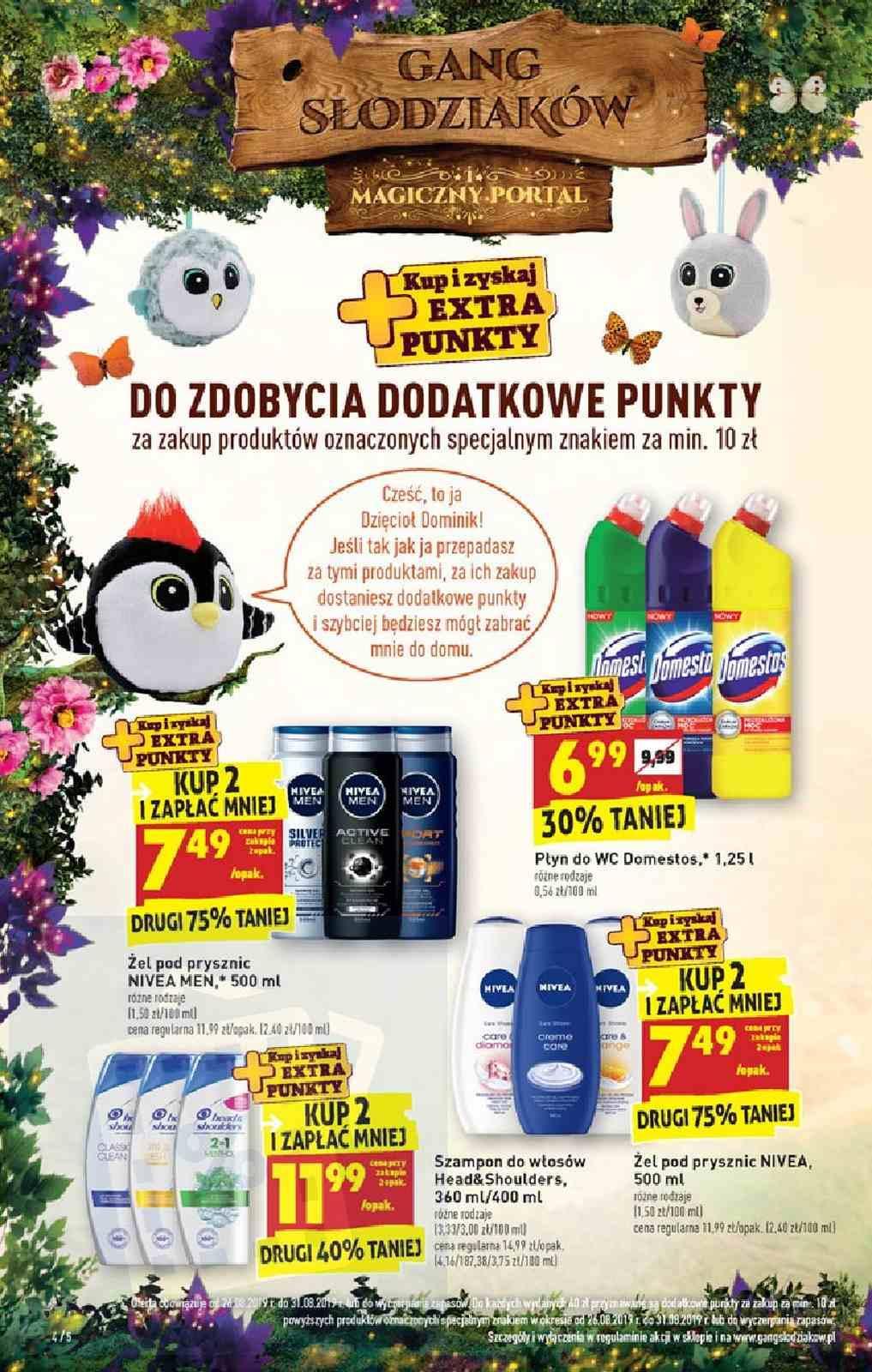 Gazetka promocyjna Biedronka do 31/08/2019 str.4