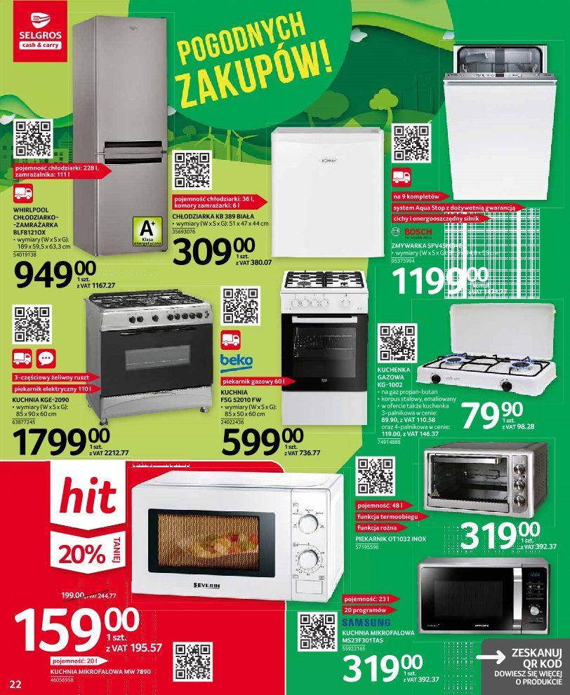 Gazetka promocyjna Selgros do 03/07/2019 str.21