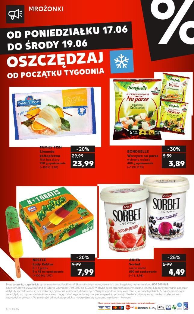 Gazetka promocyjna Kaufland do 19/06/2019 str.8
