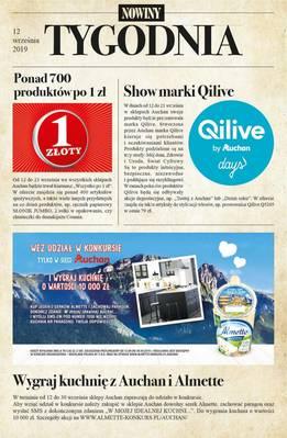 Auchan Gazetka Promocje Oferta 19092019 Wrzesień