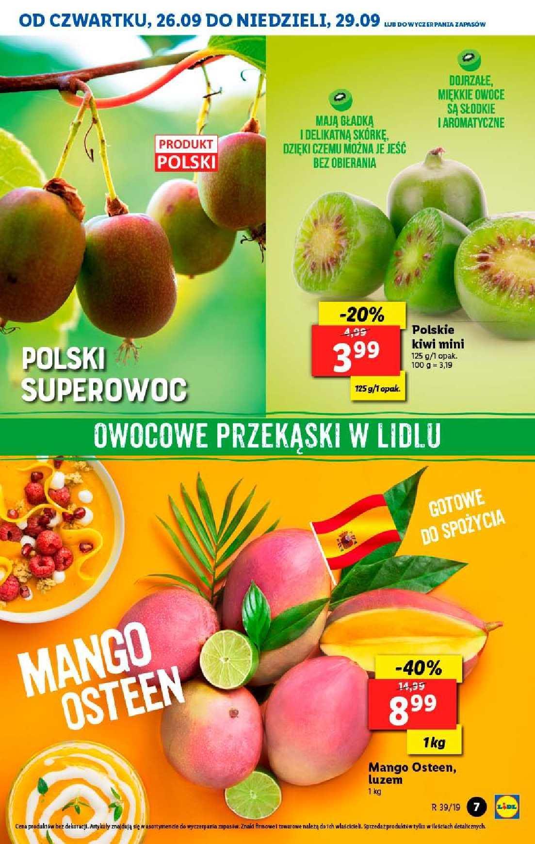 Gazetka promocyjna Lidl do 29/09/2019 str.6