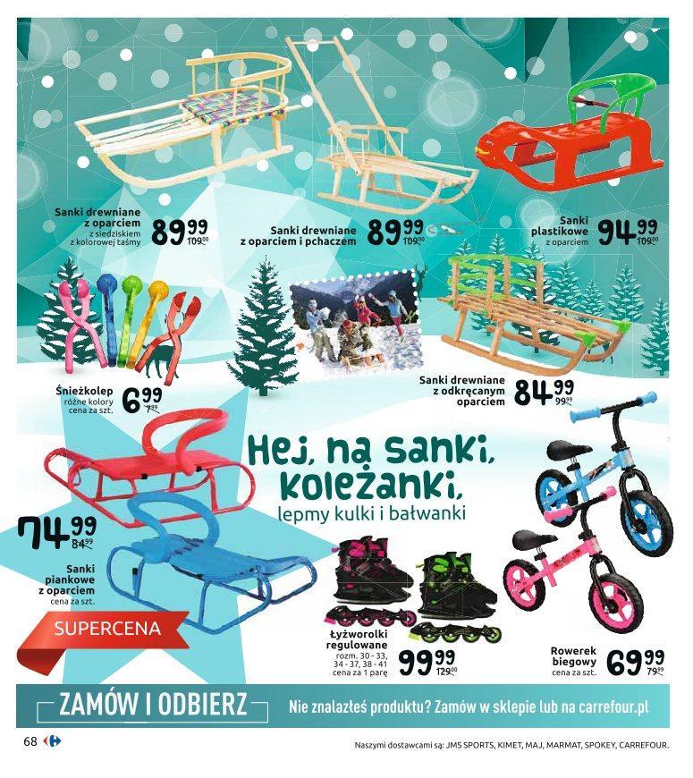 Gazetka promocyjna Carrefour do 24/12/2019 str.68