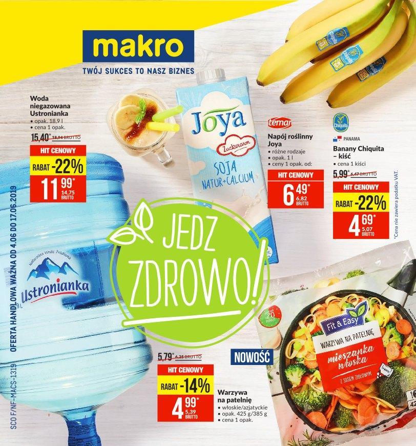Gazetka promocyjna MAKRO do 17/06/2019 str.0