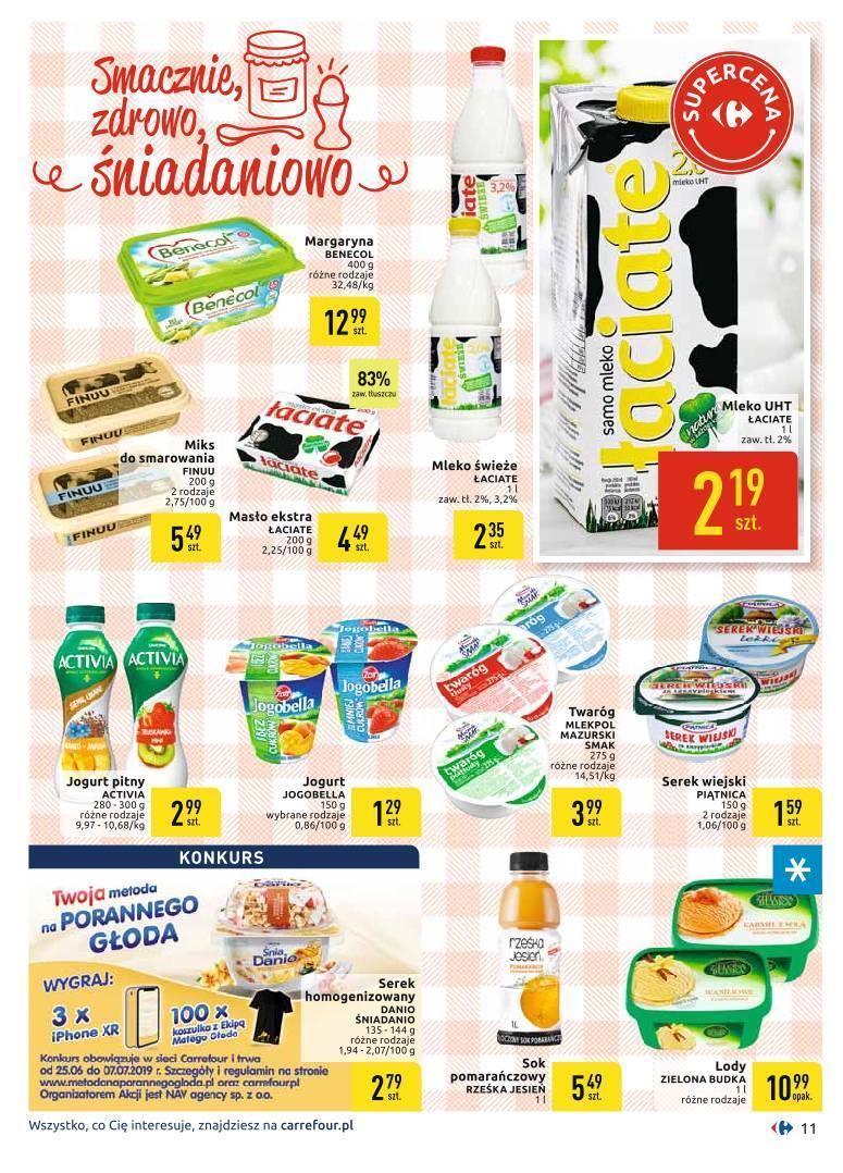 Gazetka promocyjna Carrefour do 06/07/2019 str.11
