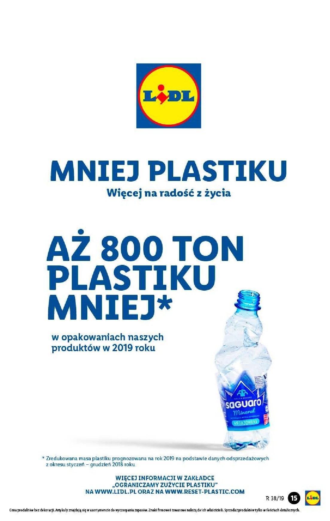 Gazetka promocyjna Lidl do 18/09/2019 str.14