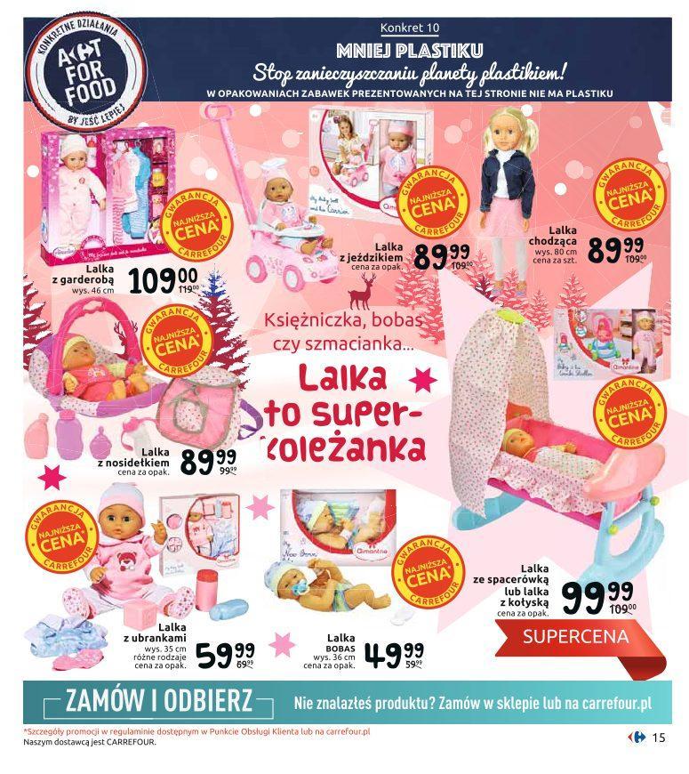 Gazetka promocyjna Carrefour do 24/12/2019 str.15