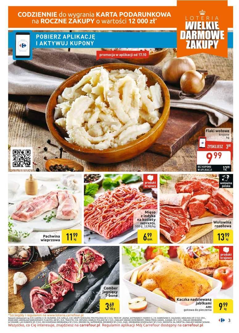Gazetka promocyjna Carrefour do 19/10/2019 str.3