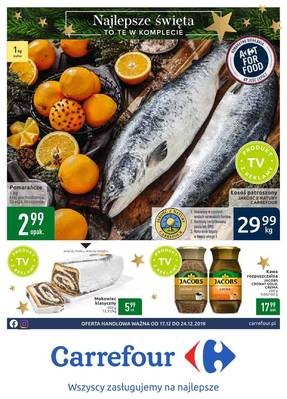 Carrefour gazetka - od 17/12/2019 do 24/12/2019
