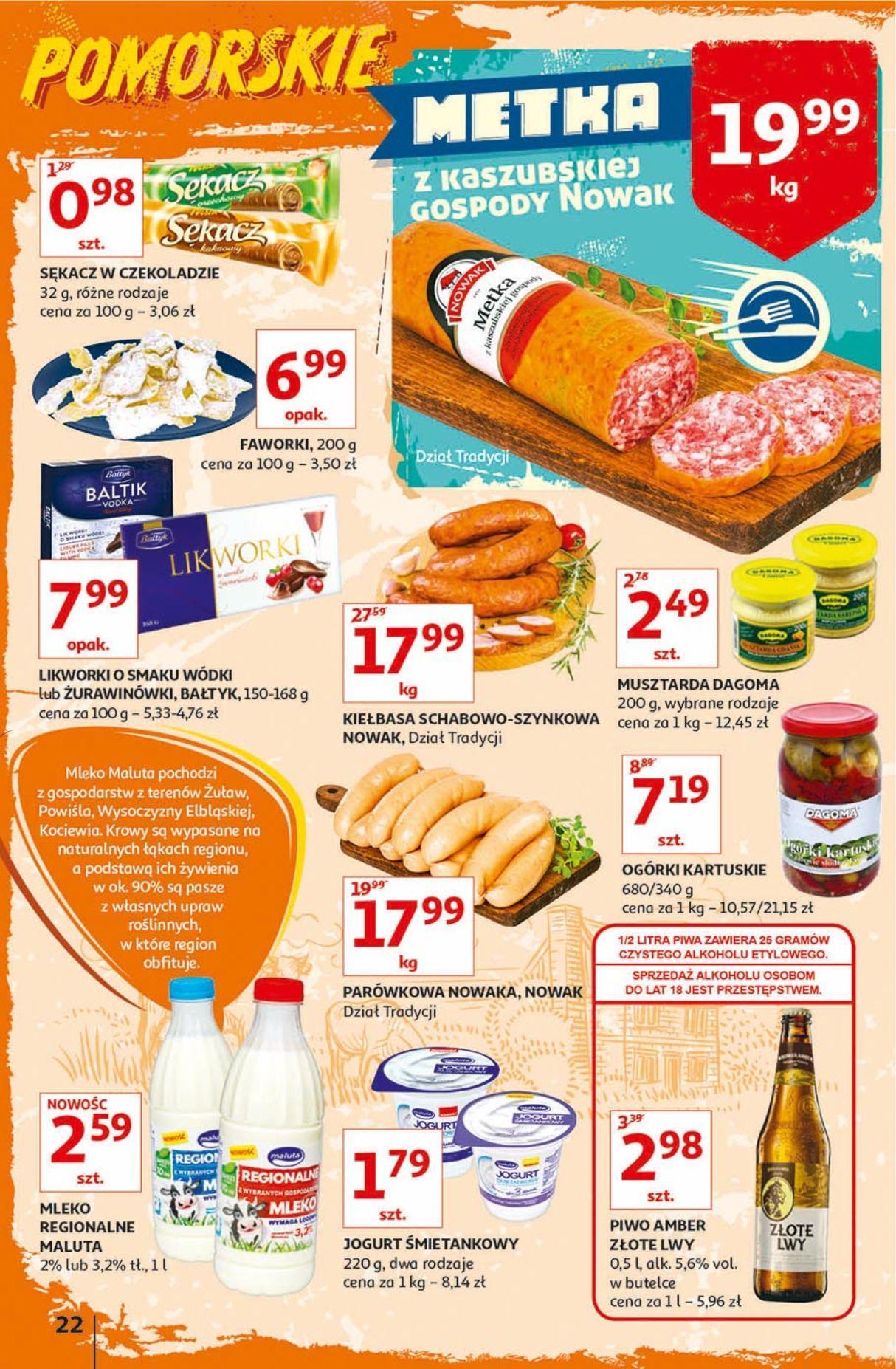 Gazetka promocyjna Auchan do 18/09/2019 str.22