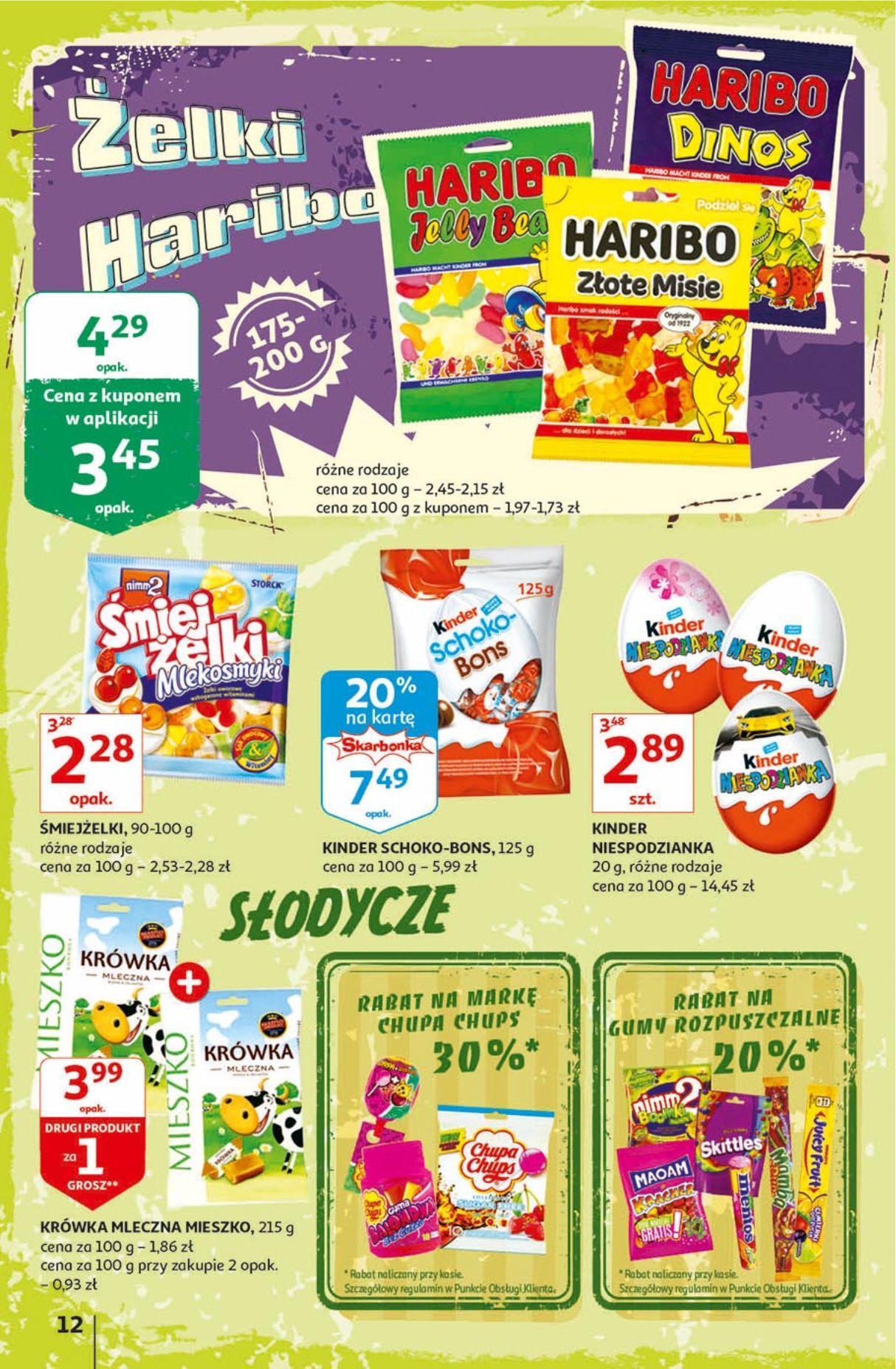 Gazetka promocyjna Auchan do 18/09/2019 str.12