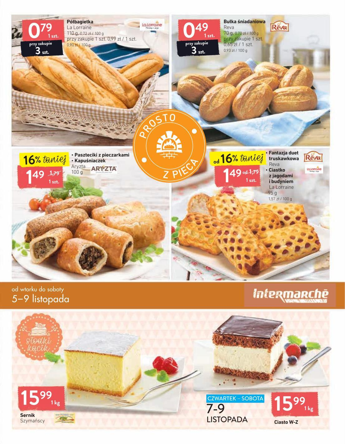 Gazetka promocyjna Intermarche do 09/11/2019 str.10