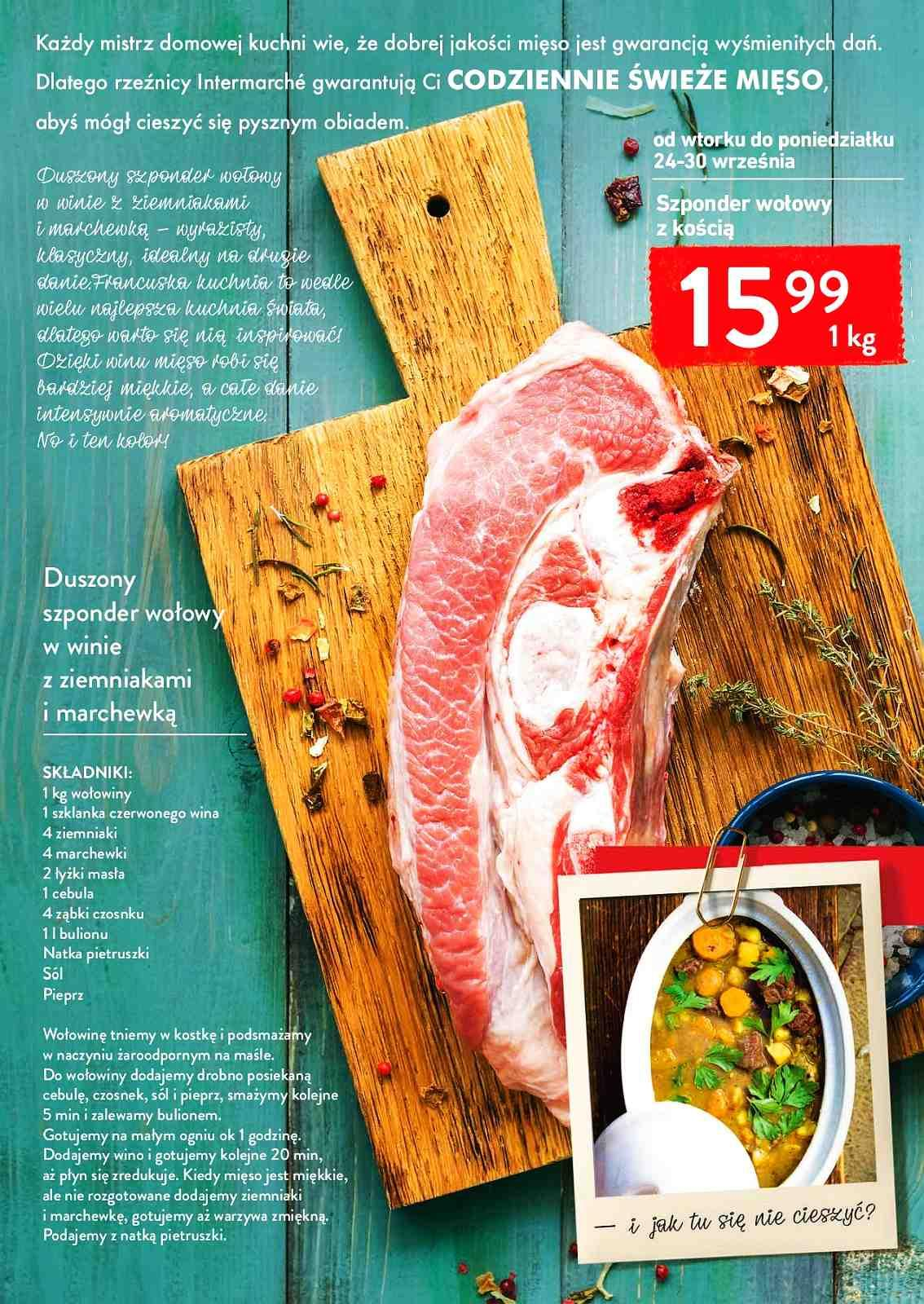 Gazetka promocyjna Intermarche do 30/09/2019 str.9