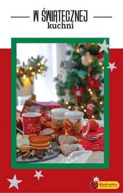 W świątecznej kuchni