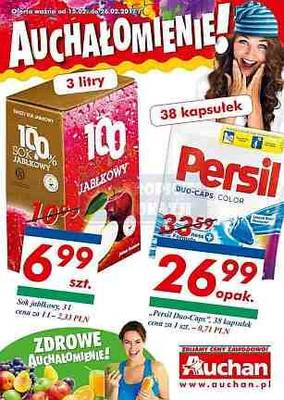 Gazetka promocyjna Auchan - od 15/02/2017 do 26/02/2017