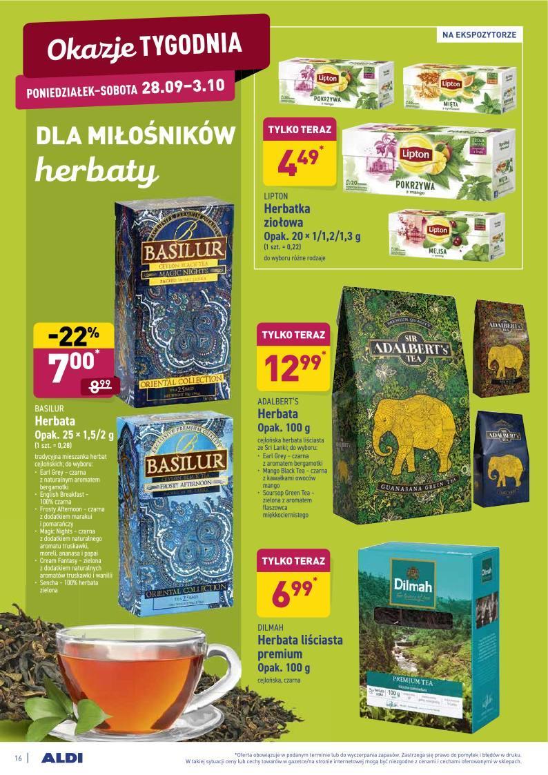 Gazetka promocyjna ALDI do 03/10/2020 str.15