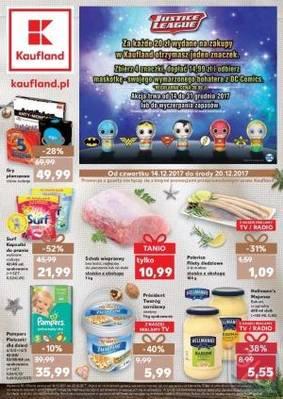 Gazetka promocyjna Kaufland - od 14/12/2017 do 20/12/2017