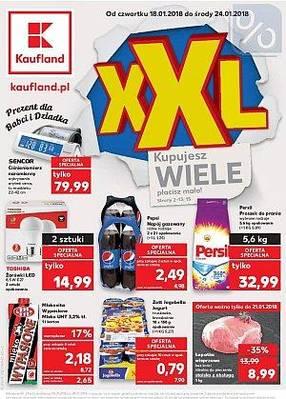 Gazetka promocyjna Kaufland - od 18/01/2018 do 24/01/2018