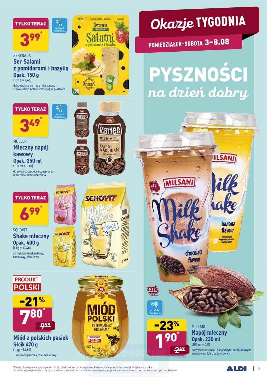 Gazetka promocyjna ALDI do 08/08/2020 str.6