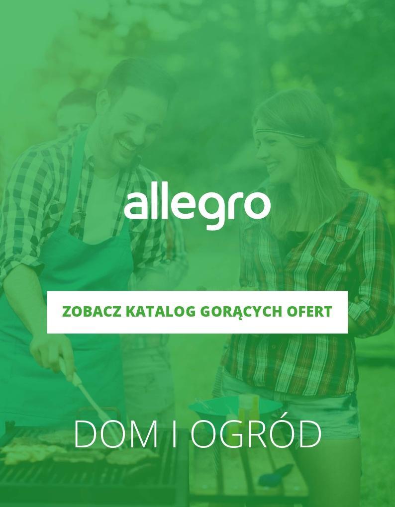 Gazetka promocyjna Allegro do 20/05/2018 str.0