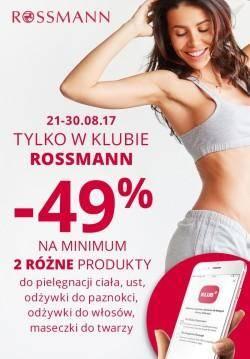 Promocja Rossmann