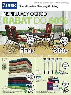 Inspirujący ogród-rabat do 60%