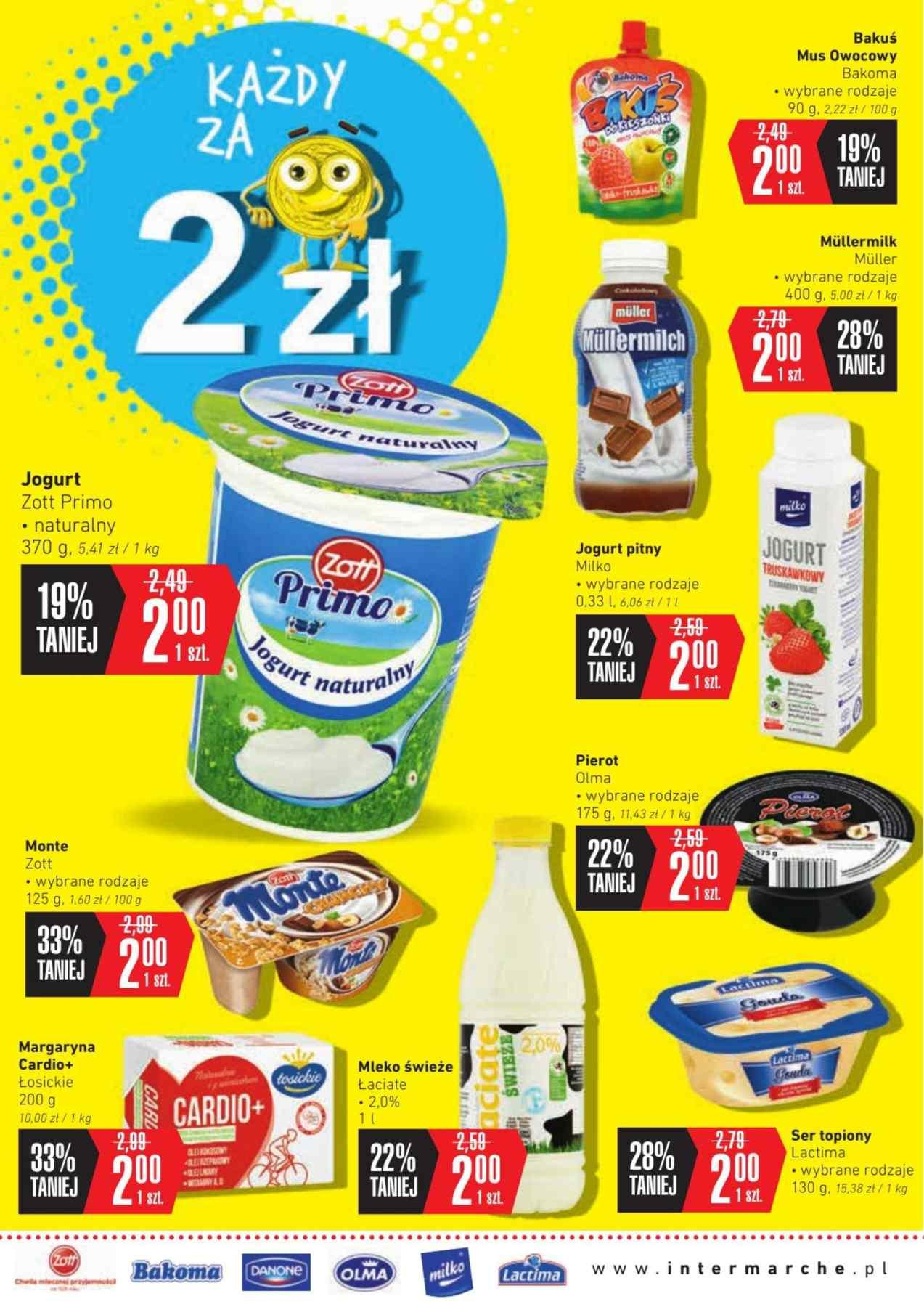 Gazetka promocyjna Intermarche do 04/02/2019 str.2