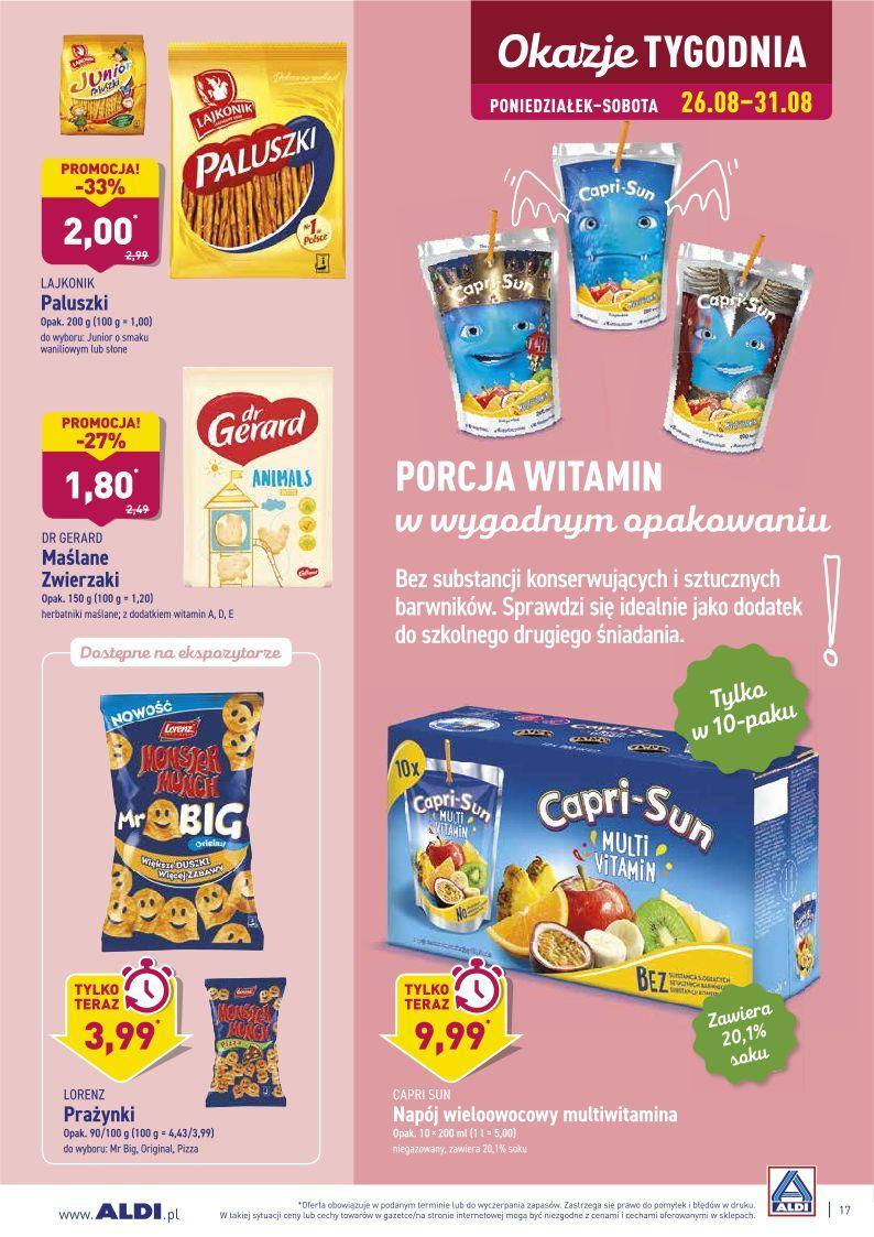 Gazetka promocyjna ALDI do 31/08/2019 str.16