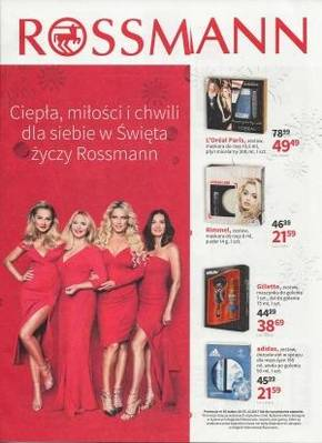 Rossmann od 18.12