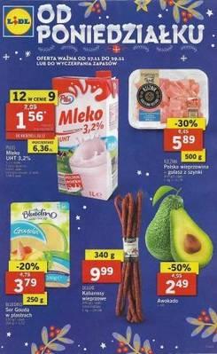 Gazetka promocyjna Lidl - od 27/11/2017 do 29/11/2017