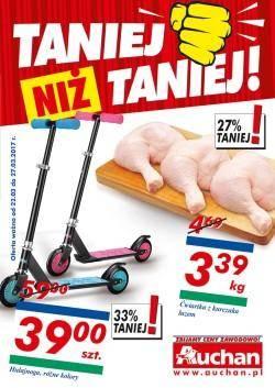 Gazetka promocyjna Auchan - od 22/03/2017 do 27/03/2017