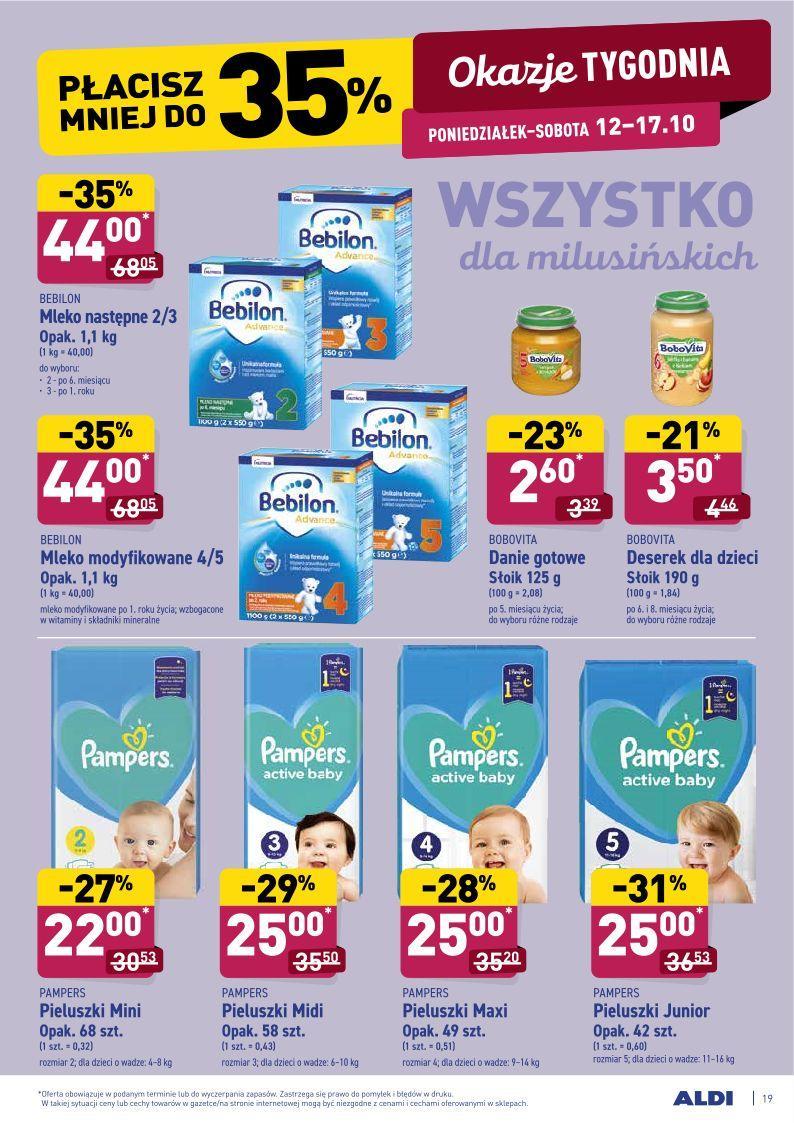 Gazetka promocyjna ALDI do 17/10/2020 str.19