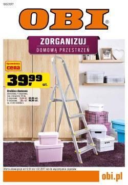 Zorganizuj domową przestrzeń