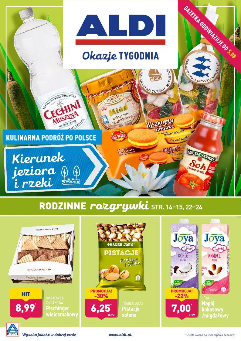 Gazetka promocyjna ALDI do 10/08/2019 str.0