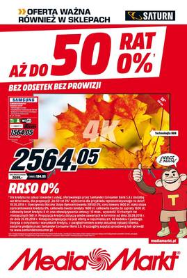 Aż do 50 rat 0%
