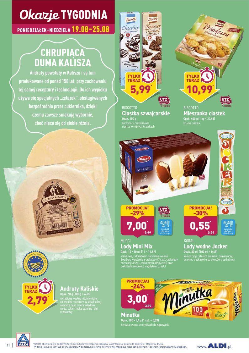 Gazetka promocyjna ALDI do 25/08/2019 str.10