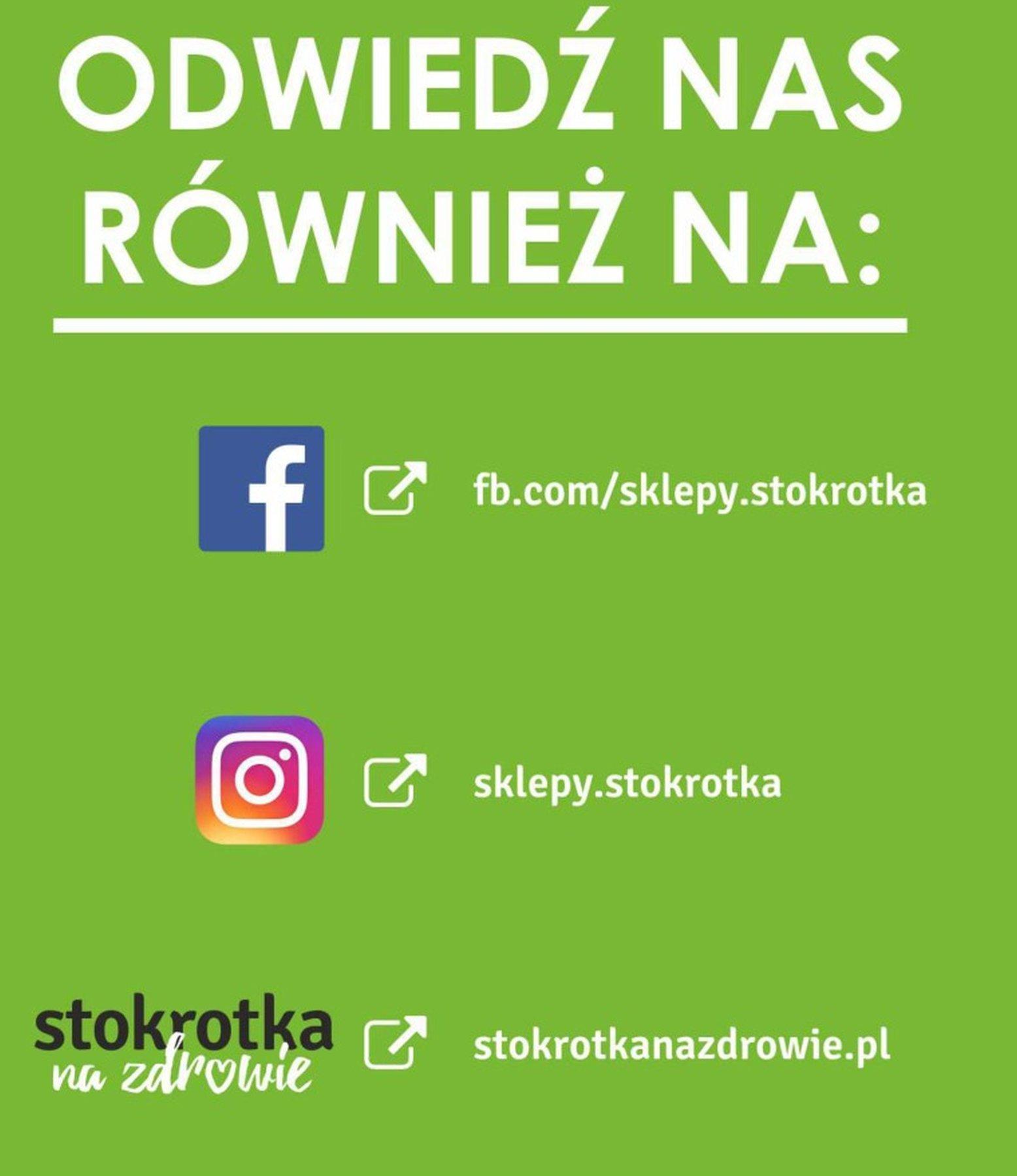 Gazetka promocyjna Stokrotka do 30/10/2018 str.21