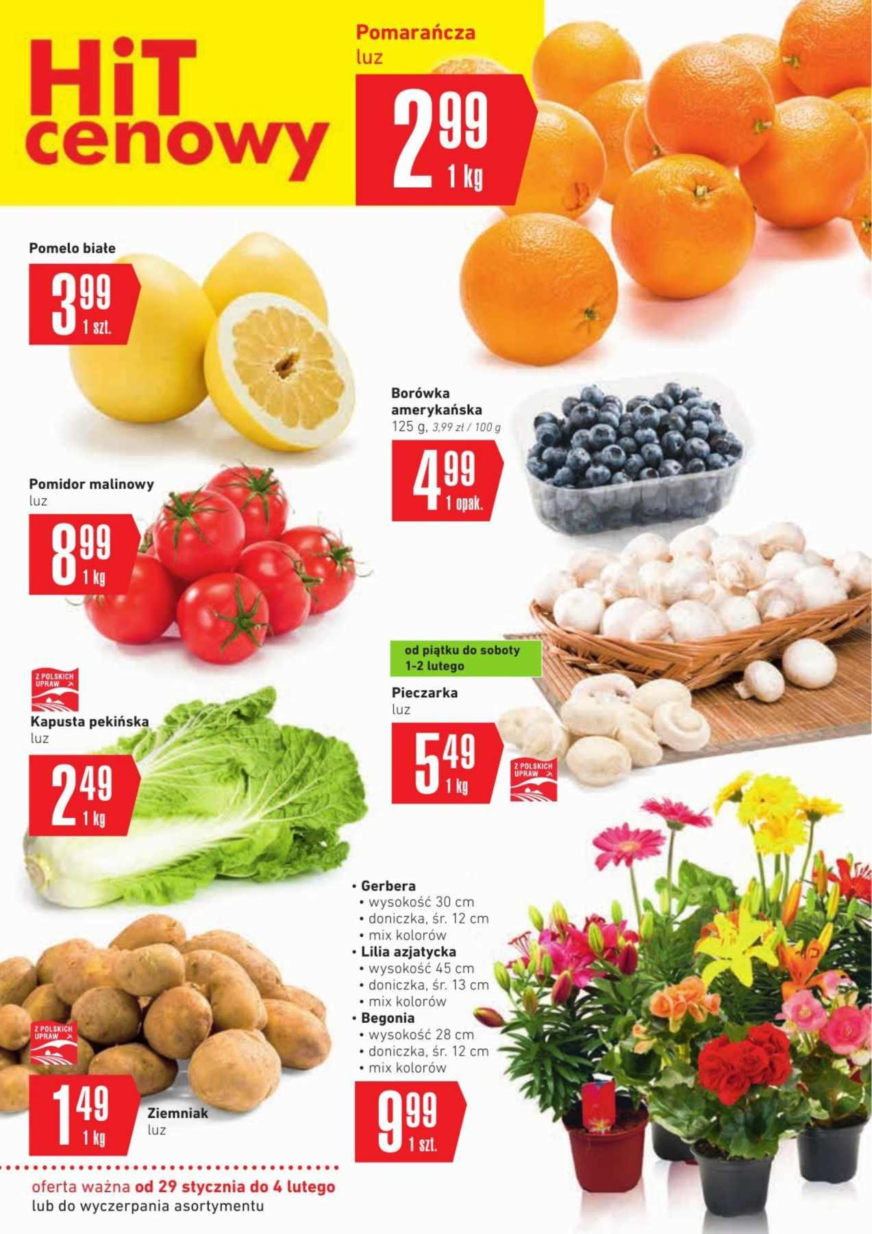 Gazetka promocyjna Intermarche do 04/02/2019 str.3
