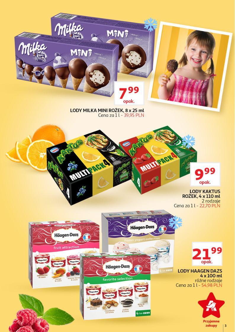 Gazetka promocyjna Auchan do 18/07/2018 str.3