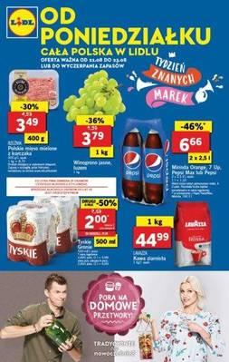 Gazetka promocyjna Lidl - od 21/08/2017 do 23/08/2017