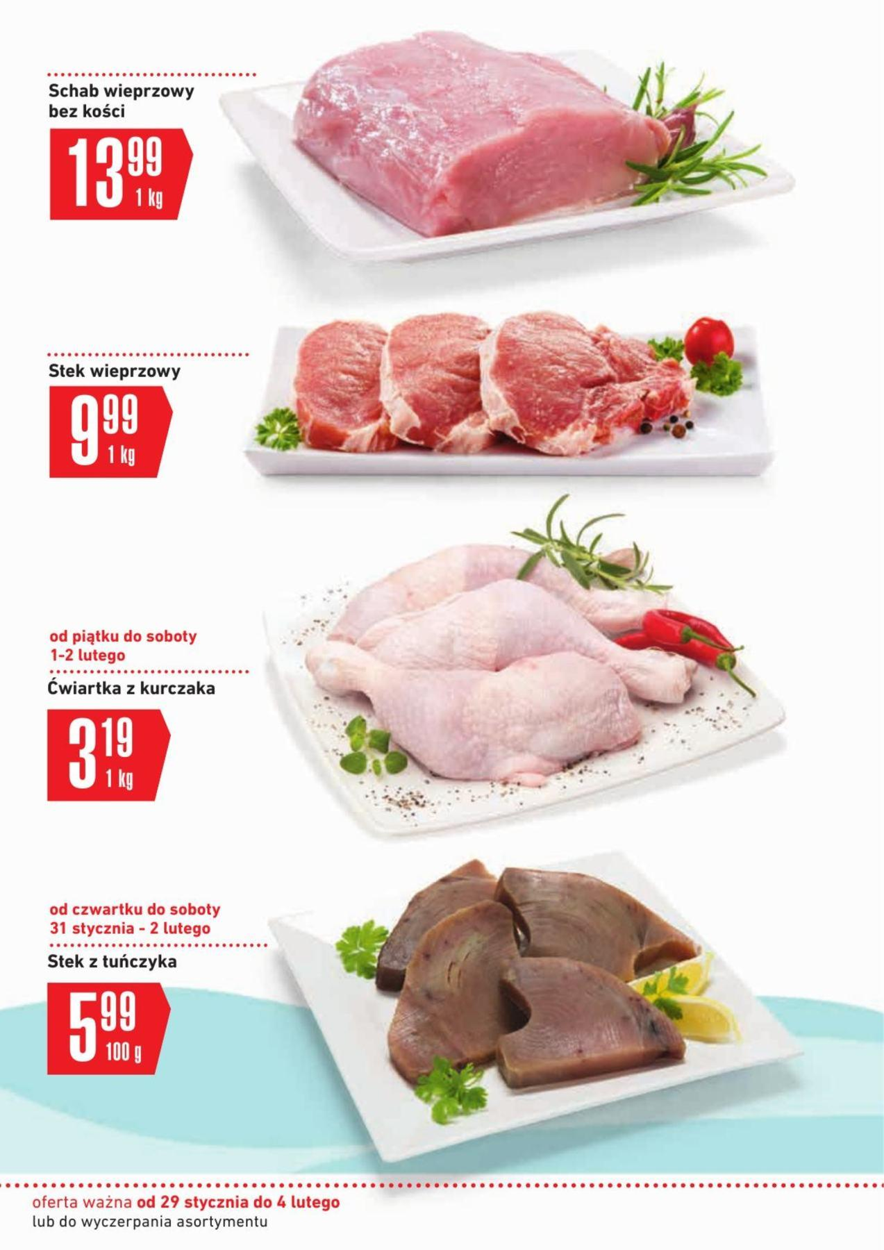 Gazetka promocyjna Intermarche do 04/02/2019 str.9