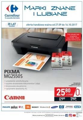 Gazetka promocyjna Carrefour - od 27/09/2017 do 16/10/2017