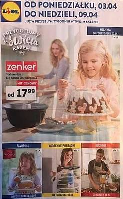 Gazetka promocyjna Lidl - od 03/04/2017 do 09/04/2017