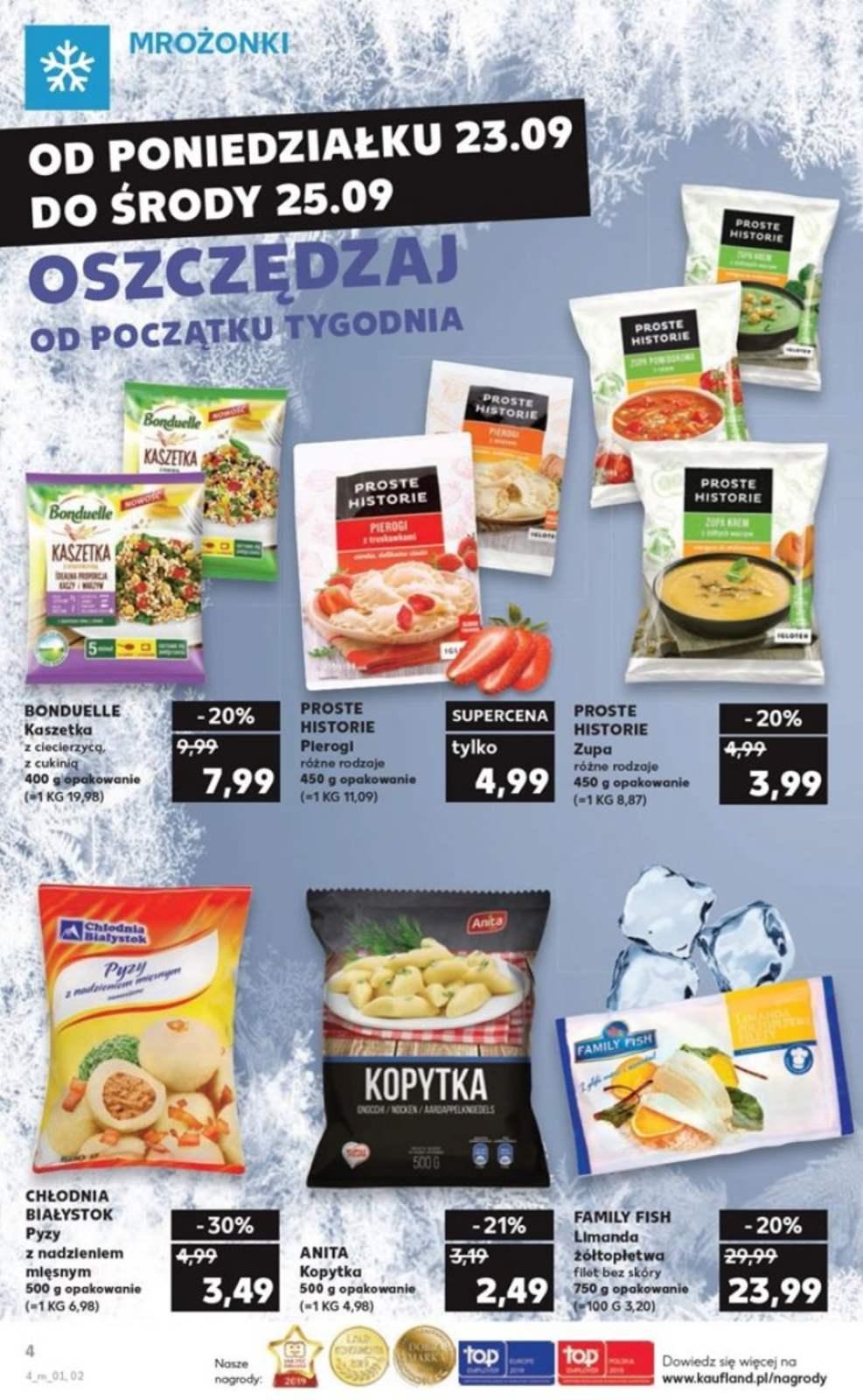 Gazetka promocyjna Kaufland do 25/09/2019 str.3