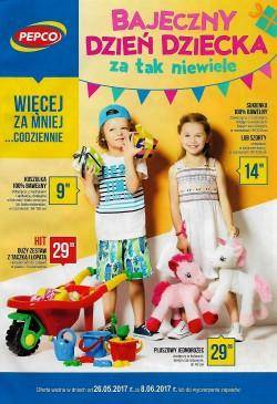 Gazetka promocyjna Pepco - od 26/05/2017 do 08/06/2017