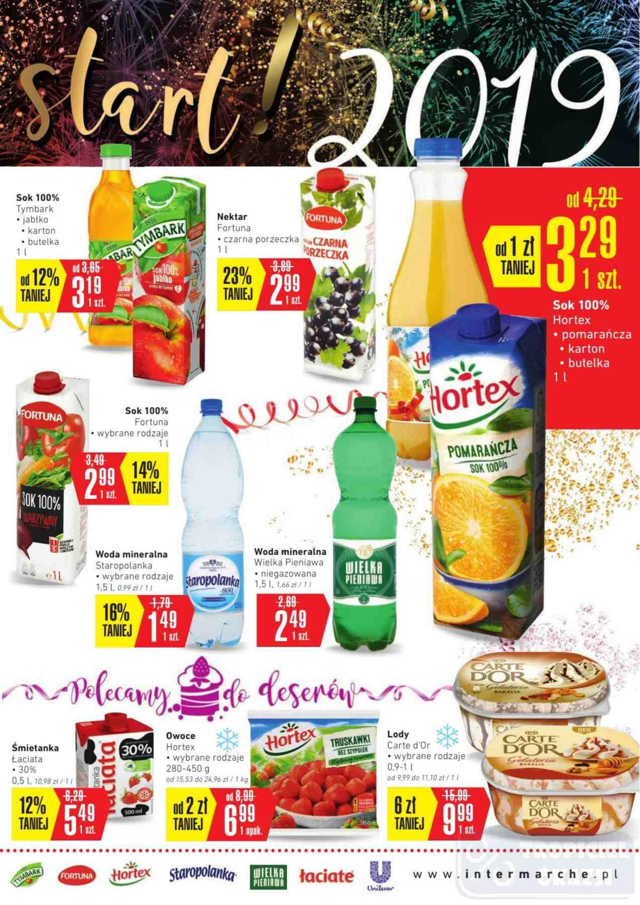 Gazetka promocyjna Intermarche do 31/12/2018 str.13