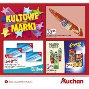Gazetka promocyjna Auchan - od 07/12/2017 do 14/12/2017