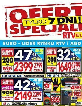 Gazetka promocyjna RTV Euro AGD - od 17/02/2017 do 23/02/2017