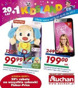 20 lat + 1 Kidsland