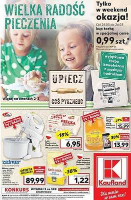 Gazetka promocyjna Kaufland - od 23/03/2017 do 29/03/2017