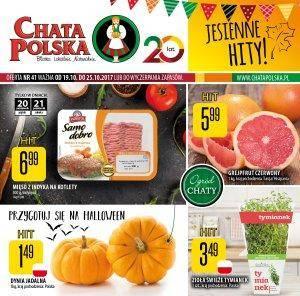 Chata Polska od 19.10
